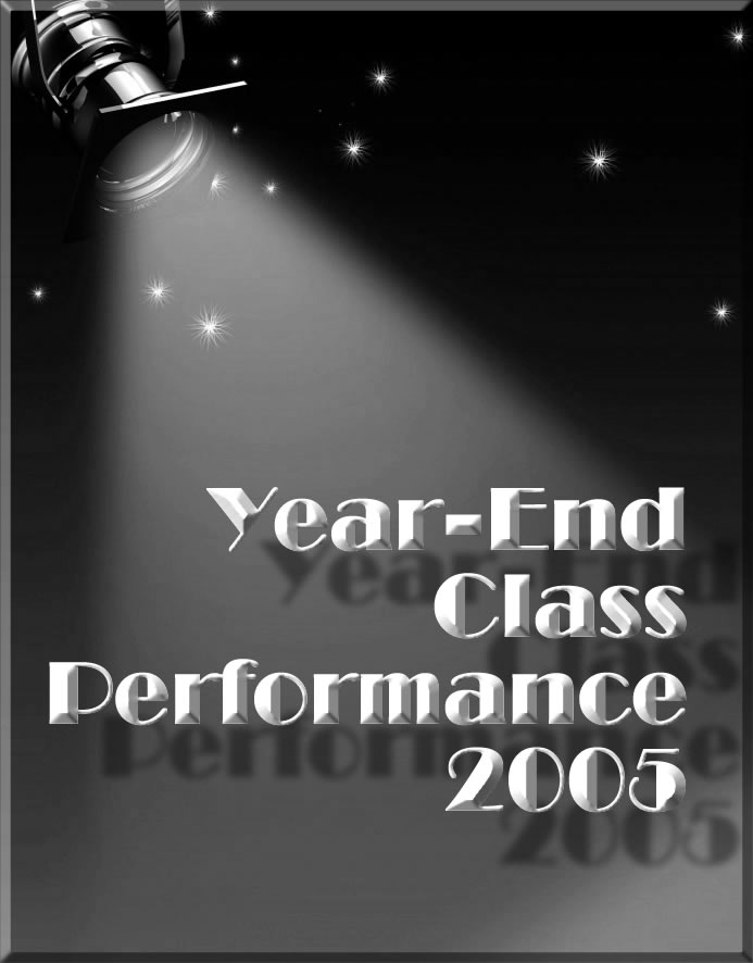 Act One 2005 Year End Performances Photo Album