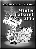 2015 Winter Cabaret Photo Gallery