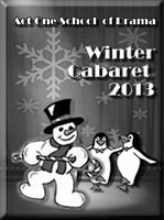 Winter Cabaret 2013 Photo Gallery